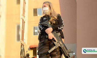 Polícia Civil deflagra operação contra facção criminosa do Orgulho do Madeira e Morar Melhor
