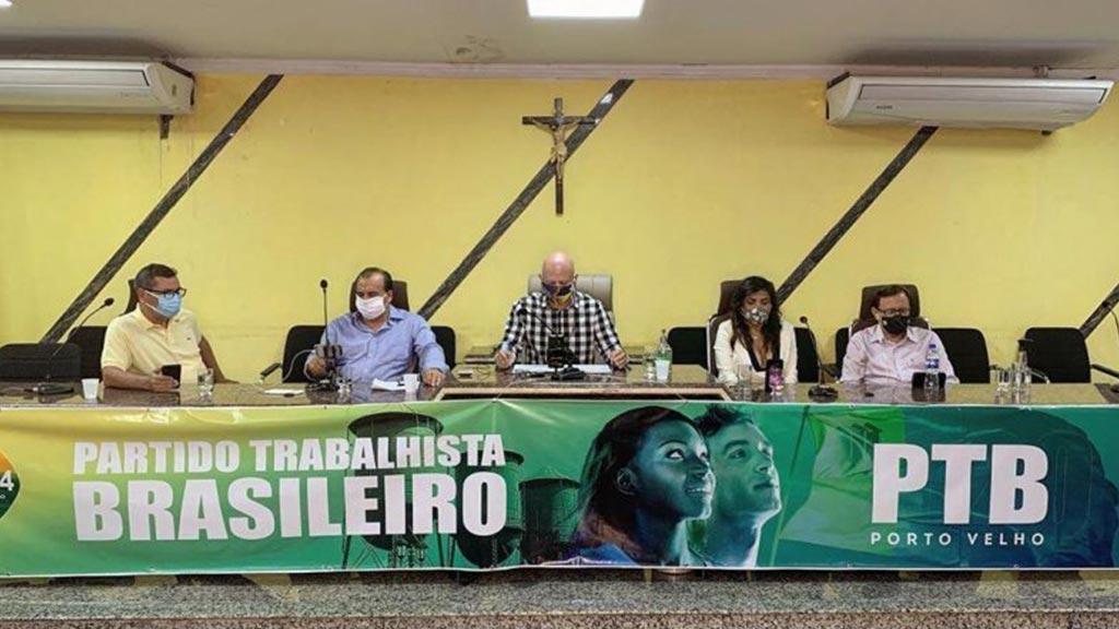 PTB Municipal de Porto Velho realiza lançamento de pré-candidaturas