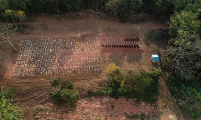 Rondônia registra mais de mil mortes por Coronavírus