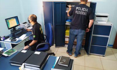 Polícia Federal deflagra operação contra grupo acusado de fraudes tributárias em Rondônia