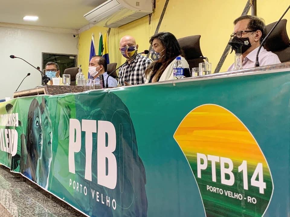PTB Porto Velho realizará convenção na próxima segunda-feira