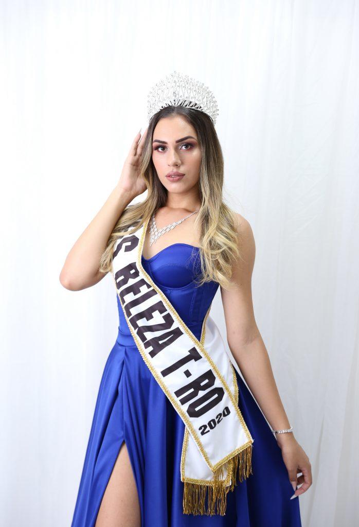 Jovem Rondoniense vai disputar o Miss Trans Brasil 2020