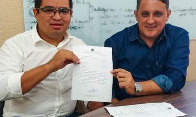 Vereador Júnior Cavalcante intervém junto a SEMUR para realizar regularização fundiária do assentamento Canaã