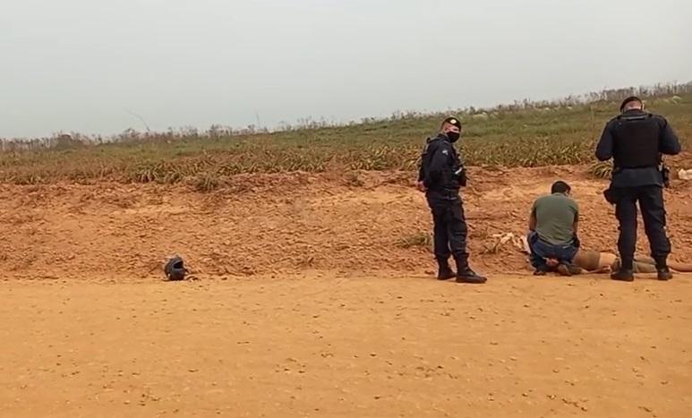 Homem sofre infarto e morre enquanto pilotava moto em Porto Velho