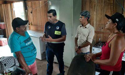 """""""Produtor rural não vai mais pagar por manutenção de estrada"""", diz Breno Mendes em visita à área rural"""