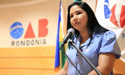 Cristiane Lopes e a importância de ser candidata Ficha Limpa