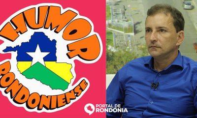 Hildon Chaves tenta tirar página Humor Rondoniense do ar, mas juiz nega