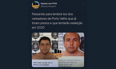 Vereador Marcelo Reis processa página de Humor