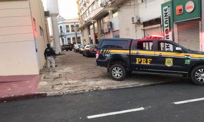 Operação PRF Arinna Rondônia