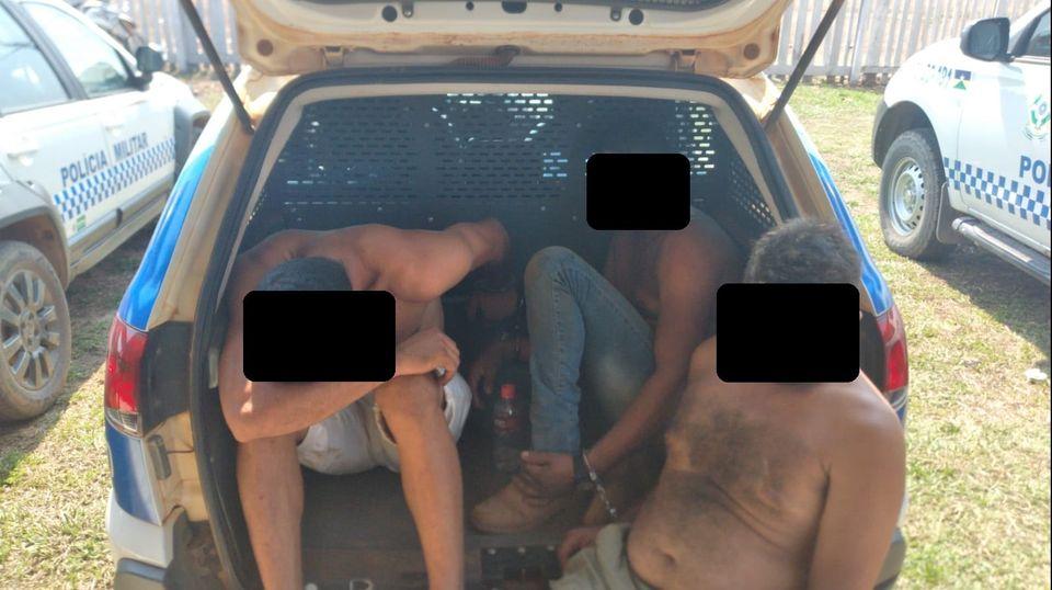 Polícia prende os sem terras que armaram emboscada que matou policiais