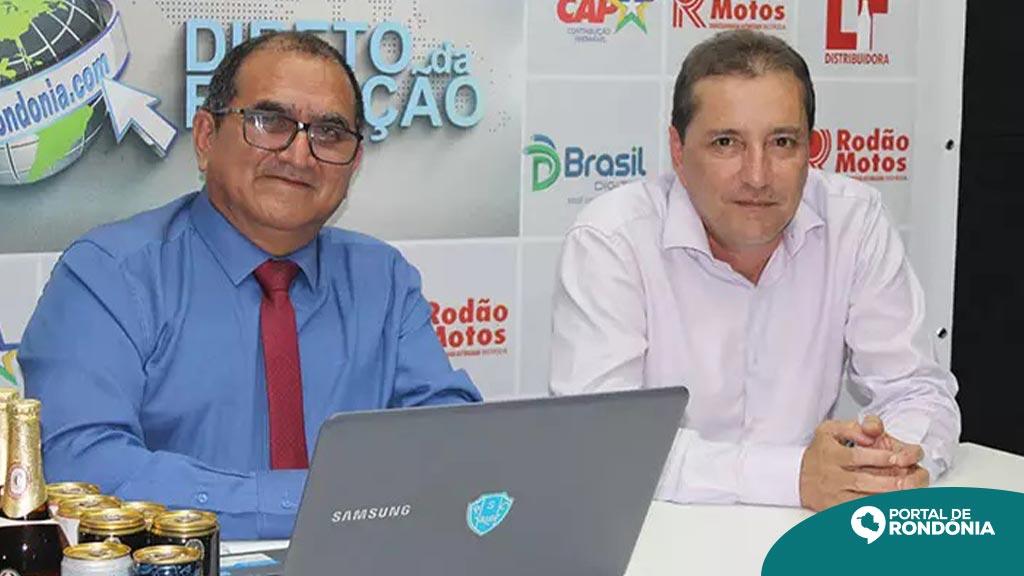 Coligação do Prefeito Hildon Chaves processa jornalista Carlos Caldeira