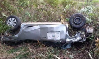 Quatro pessoas morrem após grave acidente na BR-364