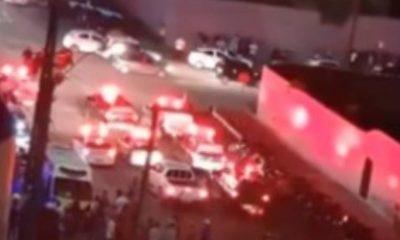 Adolescente morre após levar tiro em frente a casa de show