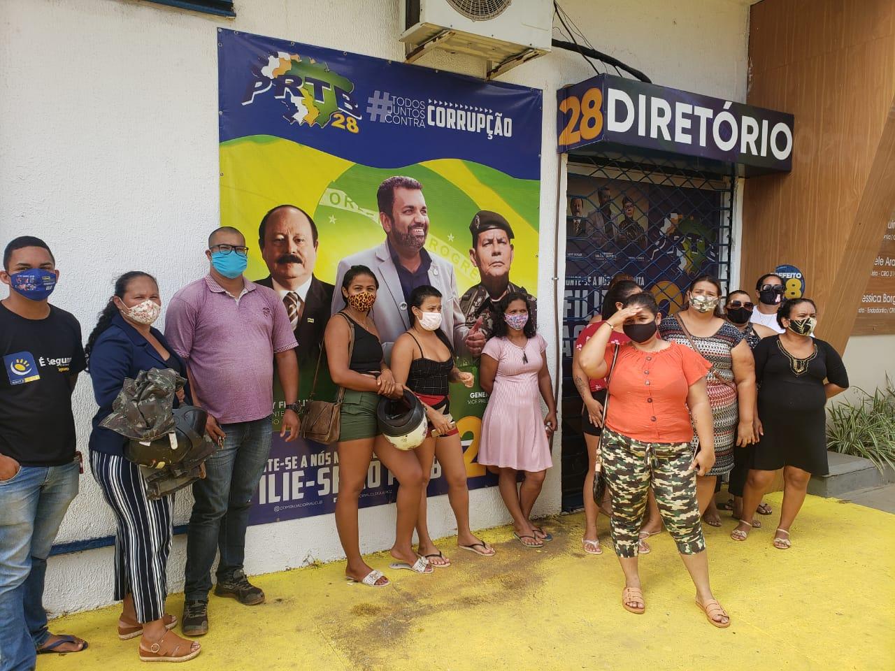 PRTB do vice-presidente Hamilton Mourão é acusado de dá calote em Porto Velho