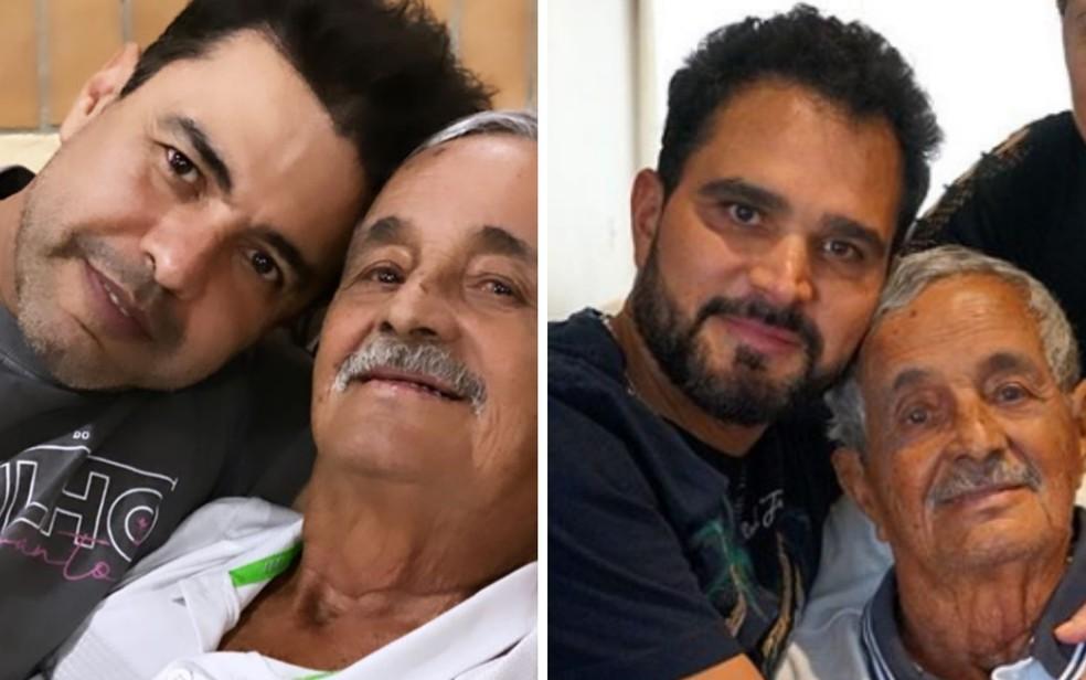 Seu Francisco, pai de Zezé Di Camargo e Luciano morre aos 83 anos