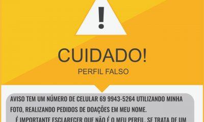 Criminoso usa perfil de arcebispo de Porto Velho, Dom Roque, para aplicar golpes