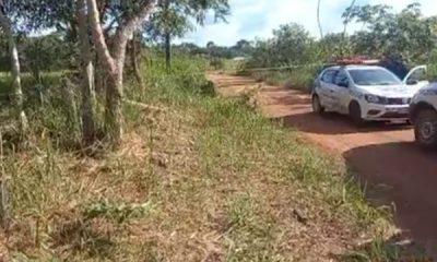 Corpo de jovem é encontrado no setor chacareiro na capital: Veja o Vídeo