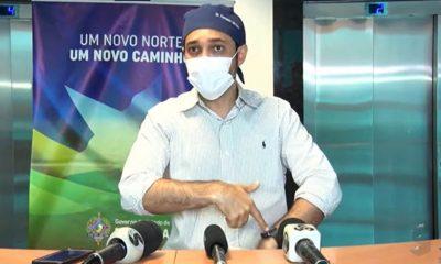 PANDEMIA DE COVID-19: Governo diz que já começam faltar profissionais de saúde para tratar pacientes