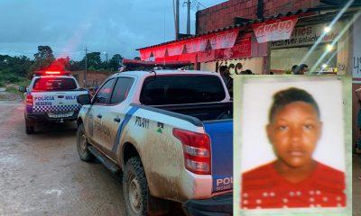 Adolescente de 17 anos é morto com 8 tiros dentro de comércio em Porto Velho