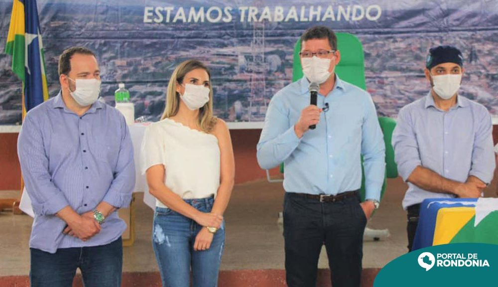 Visando a reeleição, Marcos Rocha desperta e começa se articular, Por Rayane Trajano