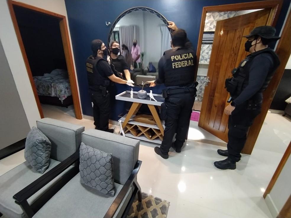 Polícia Federal deflagra operação e prende dono de academia, candidato a vereador e empresários em Porto Velho