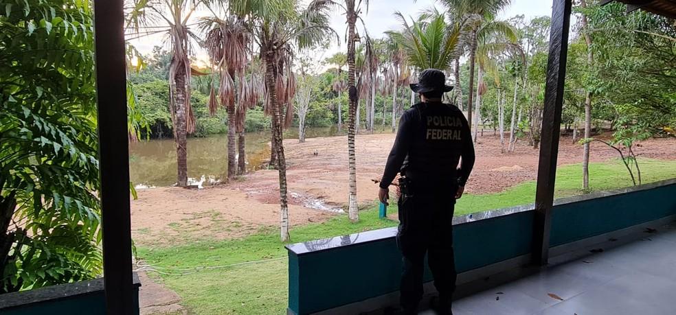 Polícia Federal prende dono de academia, candidato a vereador e empresários em Porto Velho