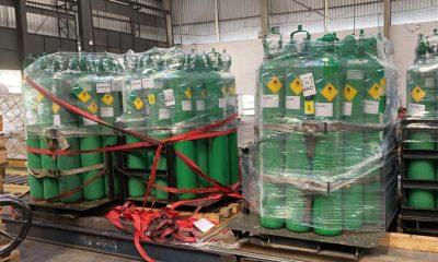 Não falta oxigênio nas unidades hospitalares em Rondônia