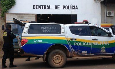 Polícia prende membro do Comando Vermelho no momento que ia matar rival do PCC em Porto Velho
