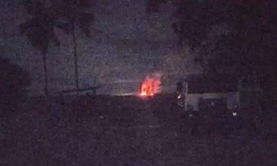 """Grupo de """"sem-terra"""" invadem fazenda, taca fogo em curral e se prepara para incendiar a sede do retiro"""