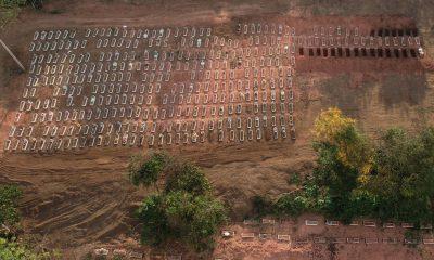 Mais 50 mortes por COVID-19 são registradas em Rondônia nesta terça-feira