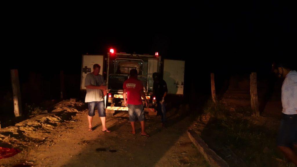 Trabalhador é morto a tiros após discussão com amigo em Distrito de Porto Velho