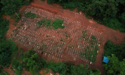 Mais 56 mortes por COVID-19 são registradas em Rondônia nesta segunda-feira