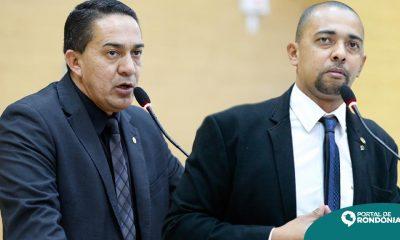 Deputados do conselho de ética Jhony Paixão e Eyder Brasil se calam sobre Lebrão e Geraldo da Rondônia