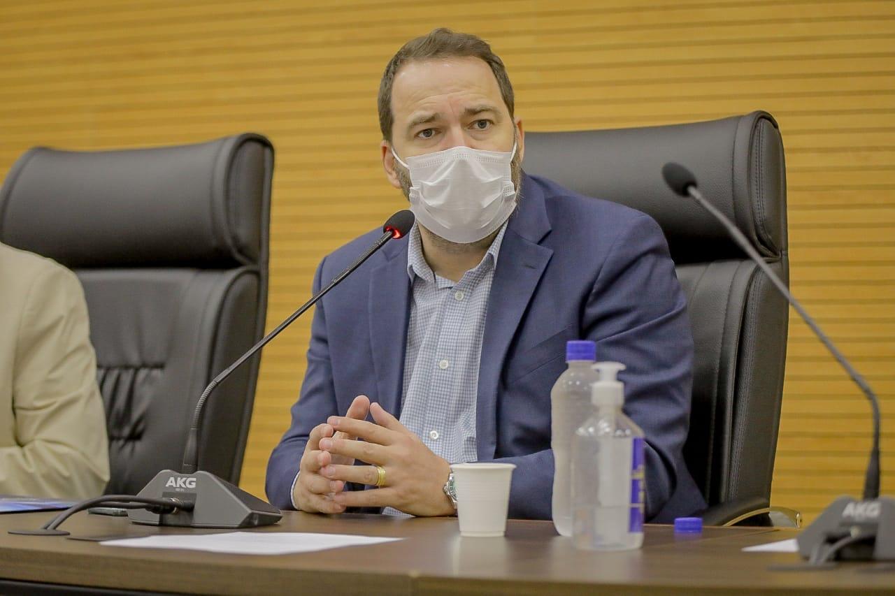 Presidente Alex Redano garante que a Assembleia Legislativa está do lado do produtor de leite