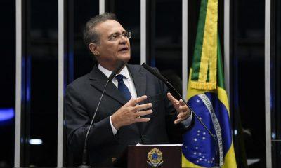Justiça Federal suspende indicação de Renan Calheiros para relator da CPI que irá investigar o Governo de Rondônia