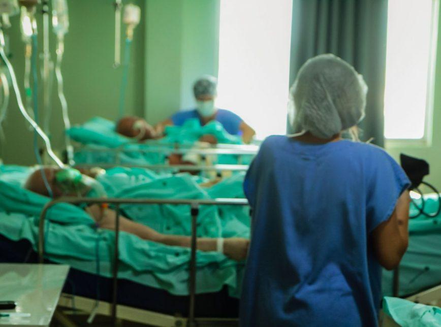 21 pessoas morrem de Covid-19 nesta segunda-feira em Rondônia e 889 novos casos são confirmados