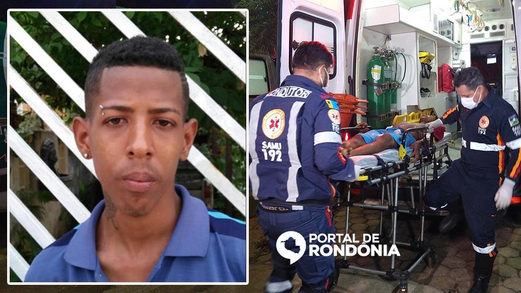 'Dentinho' não resiste e morre no hospital João Paulo após ser baleado na Zona Sul