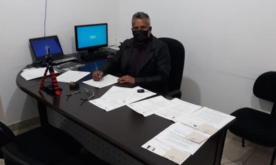 Vereador Valtinho Canuto protocola mais oito pedidos de providências para Porto Velho