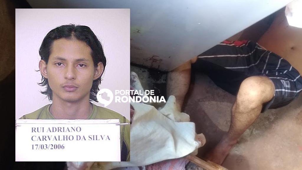 Ex-presidiário é encontrado morto com tiro na nuca em Porto Velho