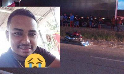 Jovem de 22 anos morre após acidente com motocicleta na BR-364