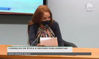 Conselho de Ética aprova cassação do mandato da Deputada Federal Flordelis