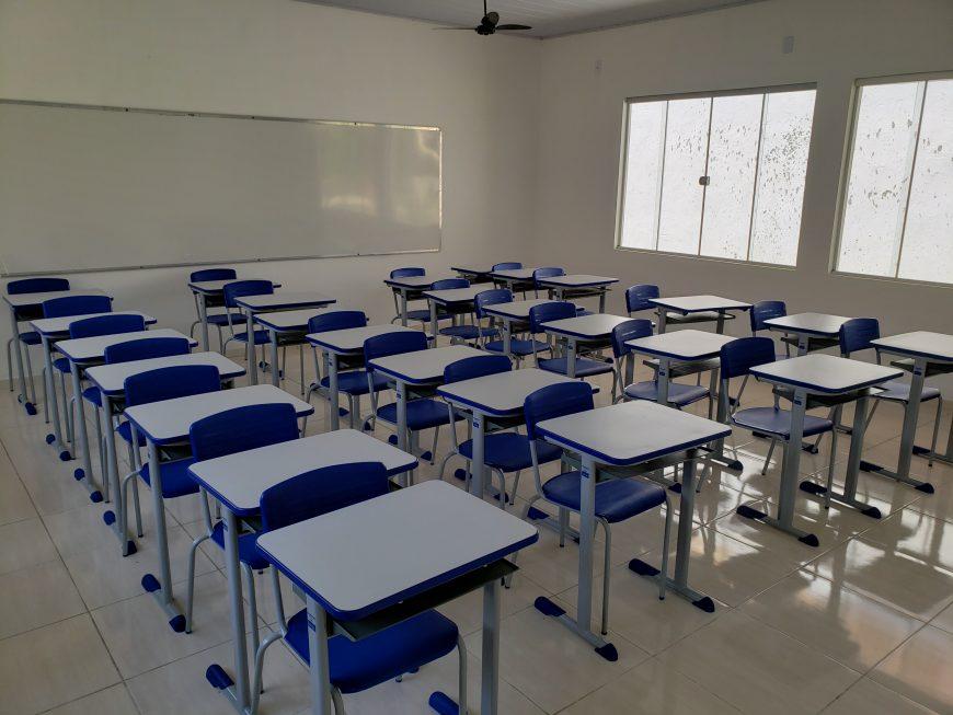 Governador anuncia retorno das aulas presenciais para 9 de agosto em todas as escolas de Rondônia