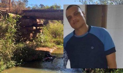 Corpo de homem desaparecido é encontrado dentro de Rio no interior de Rondônia