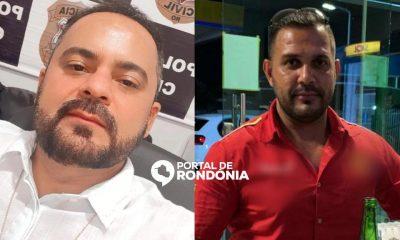 delegado e gerente de posto mortos em Porto Velho