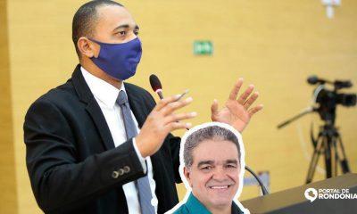 Para tentar salvar Aélcio da TV, Deputado Jhony Paixão desafia Ministério Público e pede vista para atrasar a cassação
