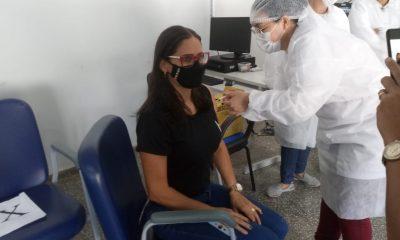Pessoas a partir de 37 anos começam a ser vacinadas nesta sexta-feira em Porto Velho