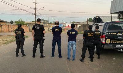 Fraude na compra de merenda escolar é alvo de operação da Polícia Federal em Rondônia