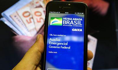 Caixa deposita nesta segunda-feira mais uma parcela do auxílio emergencial