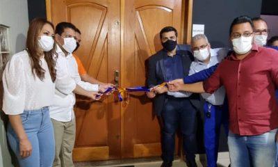AVANTE Rondônia inaugura escritório político e se prepara para as eleições de 2022